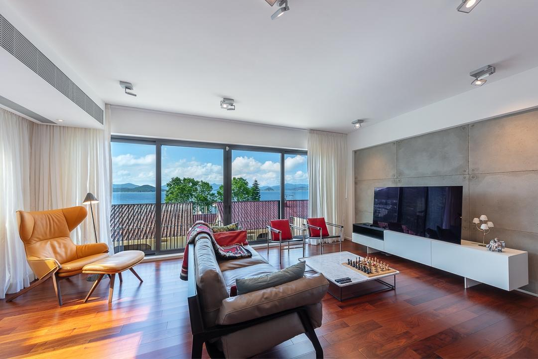 Sai Kung Solemar Villas A3 by am PLUS