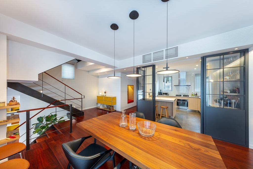 獨立屋, 廚房, 西貢海濱別墅, 室內設計師, am PLUS Designs Limited