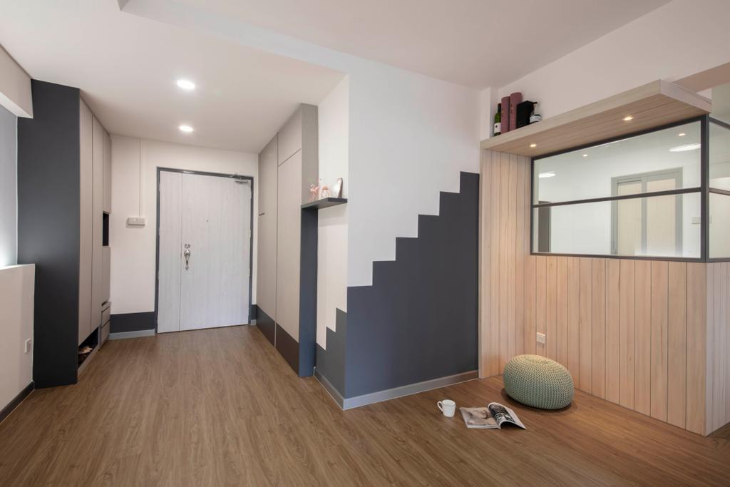 Scandinavian, HDB, Living Room, Jalan Membina, Interior Designer, Starry Homestead
