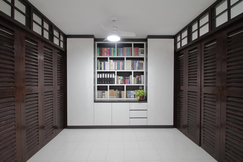 Contemporary, HDB, Pasir Ris Drive 6, Interior Designer, VVID Elements