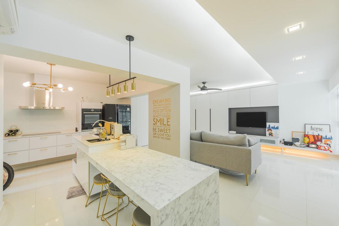 Jelebu Road Living Room Interior Design 23