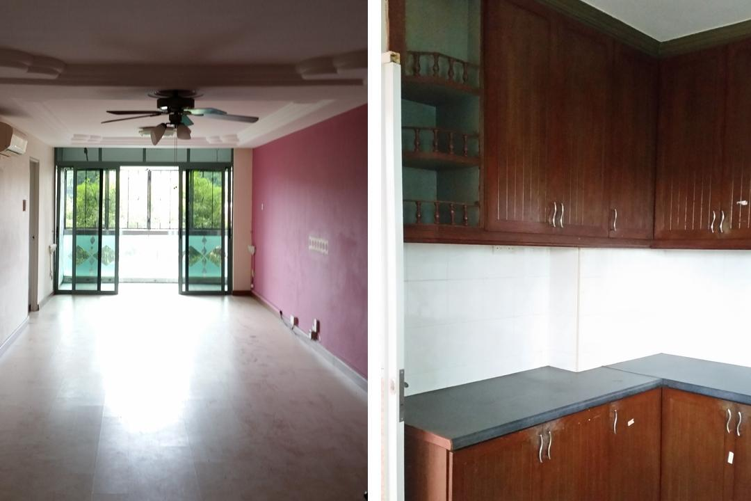 home renovation 5-room hdb resale