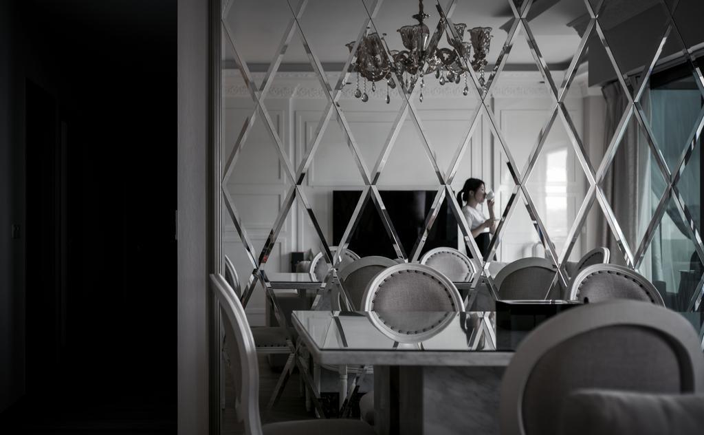 Contemporary, Condo, Dining Room, The Terrace, Interior Designer, Zenith Arc, Industrial
