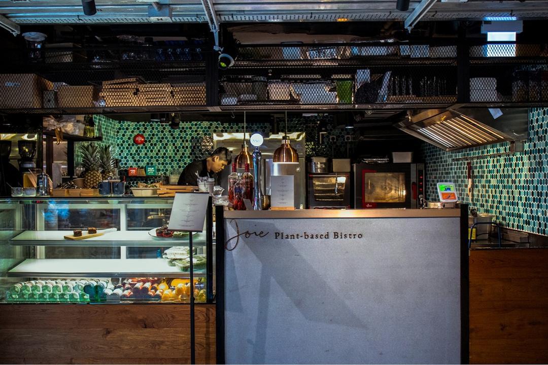 Commune Furniture Store in Hong Kong
