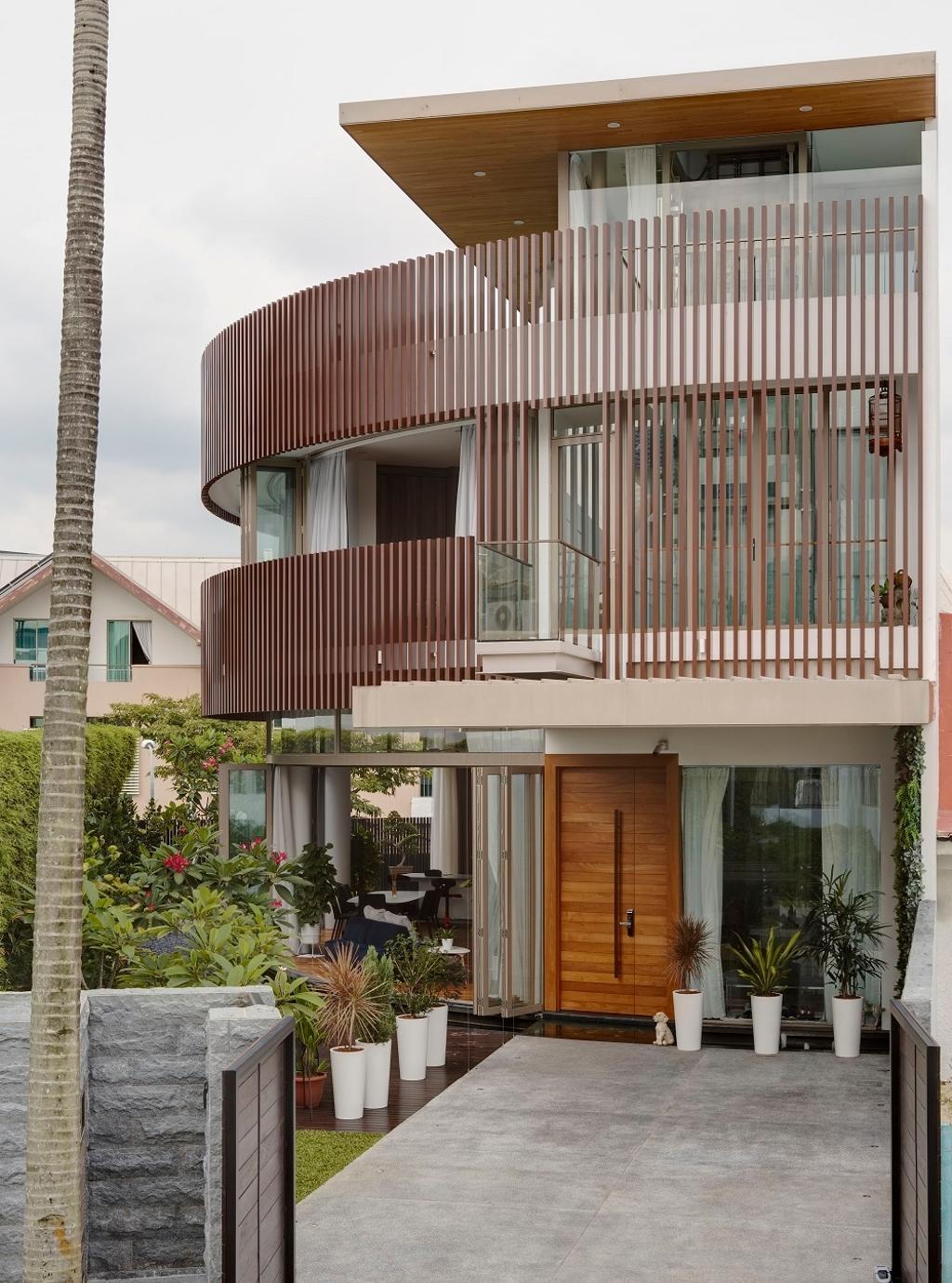 Contemporary, Landed, Moreton Close, Architect, Lim Ai Tiong (LATO) Architects, Modern
