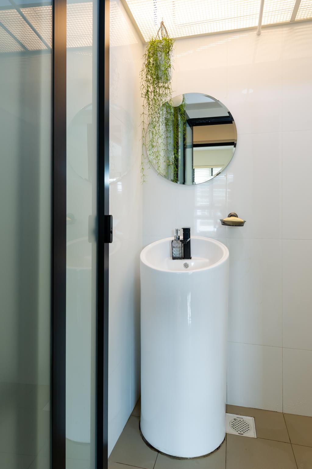 Contemporary, HDB, Kitchen, Edgefield Plains, Interior Designer, TDI Interior