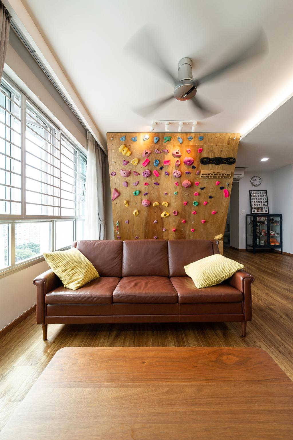 Transitional, HDB, Living Room, Ang Mo Kio Street 44, Interior Designer, TDI Interior