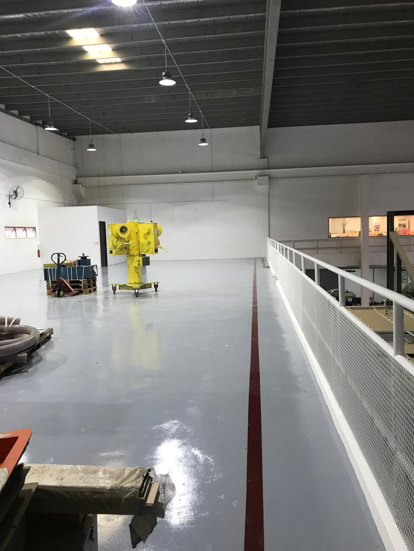Tuas Loop, Commercial, Interior Designer, TDI Interior, Industrial