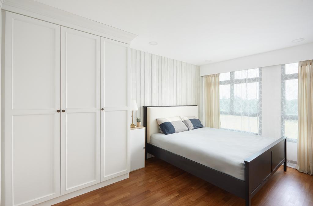 Scandinavian, HDB, Bedroom, Punggol Drive, Interior Designer, The Local INN.terior 新家室