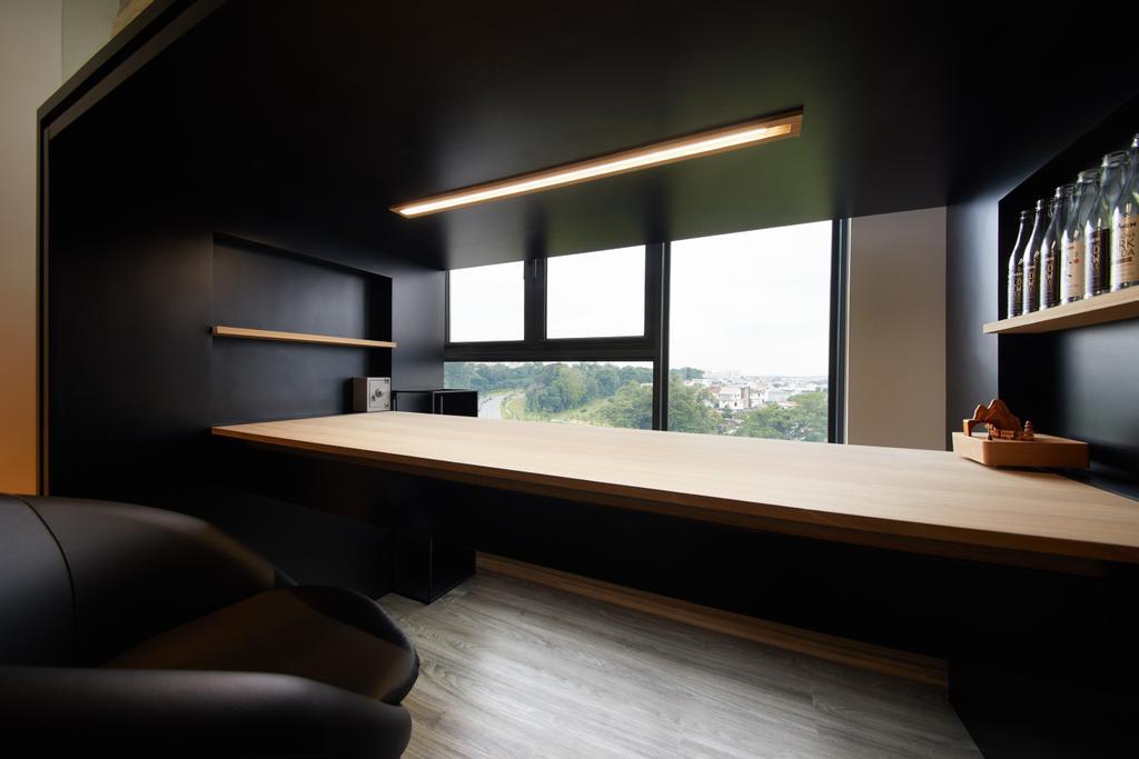 Contemporary, Condo, The Brownstone, Interior Designer, The Local INN.terior 新家室, Modern