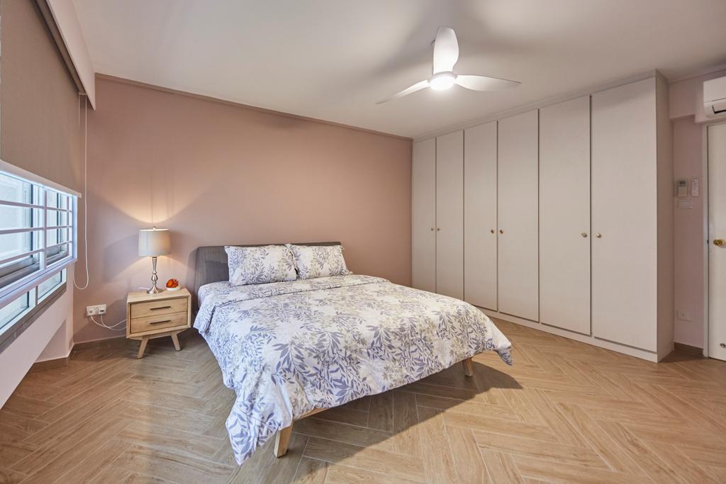 Contemporary, HDB, Bedroom, Choa Chu Kang North 5, Interior Designer, i-Chapter, Scandinavian