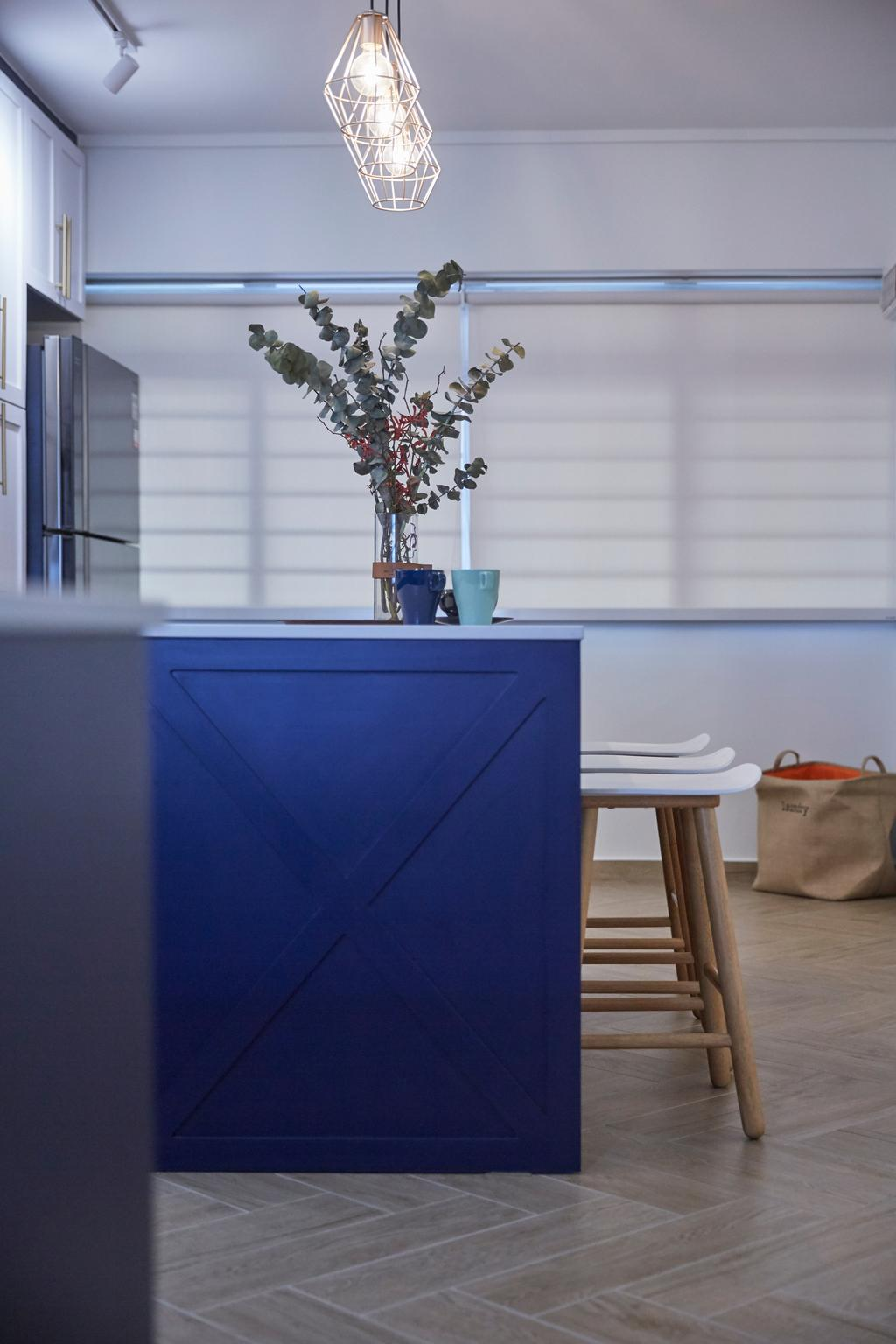 Contemporary, HDB, Kitchen, Choa Chu Kang North 5, Interior Designer, i-Chapter, Scandinavian