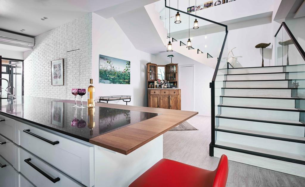 Contemporary, Landed, Namly Garden, Interior Designer, Artitecture