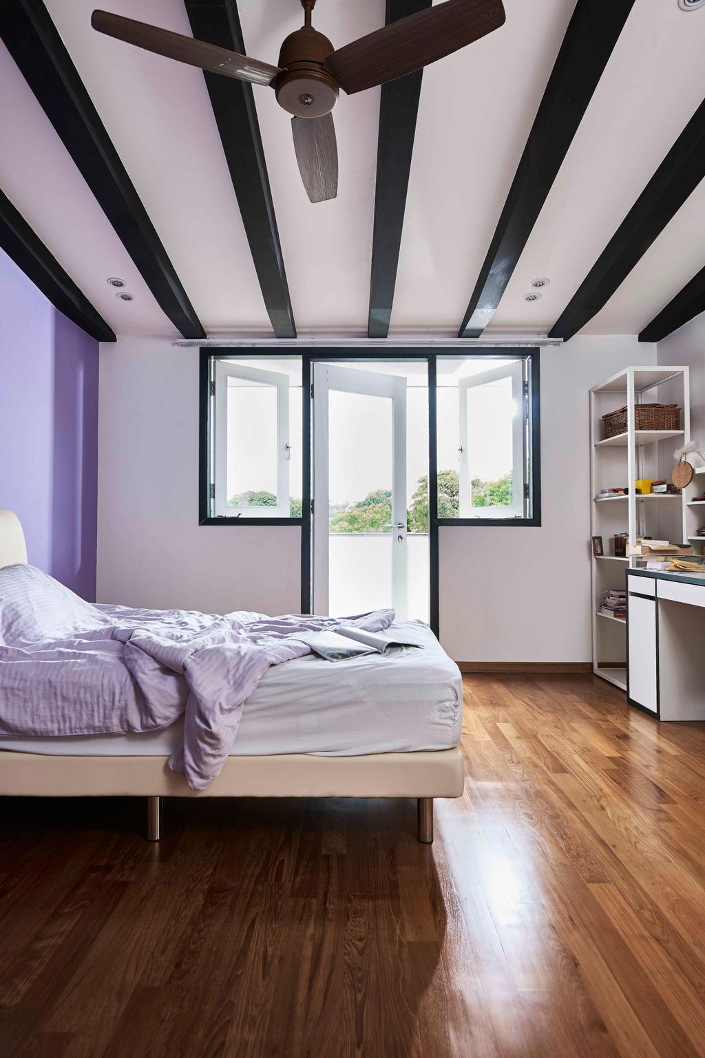 Contemporary, Landed, Bedroom, Namly Garden, Interior Designer, Artitecture