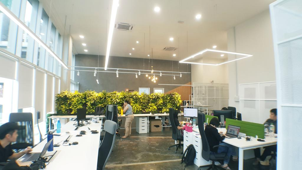 Signature Office, Bukit Jalil City, Commercial, Interior Designer, WanHui Architect, Modern, Contemporary