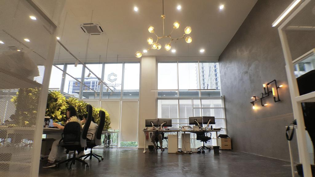 Signature Office, Bukit Jalil City, Commercial, Interior Designer, WanHui Architect, Modern, Contemporary