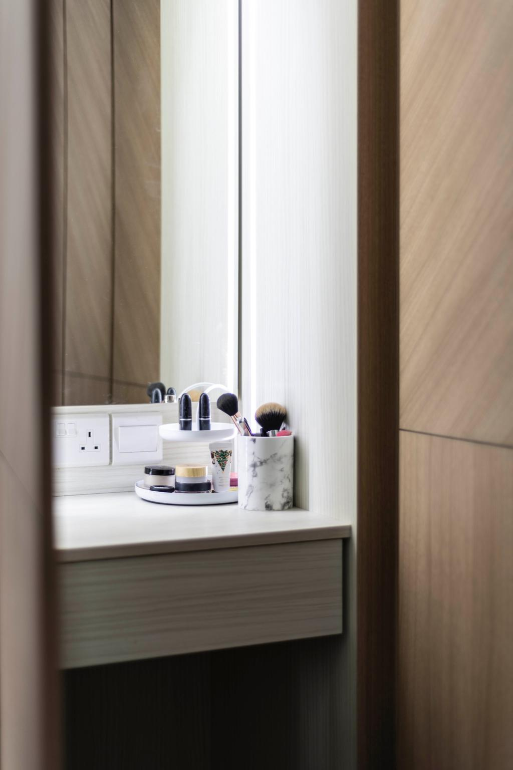 HDB, Bathroom, Yishun, Interior Designer, Fifth Avenue Interior