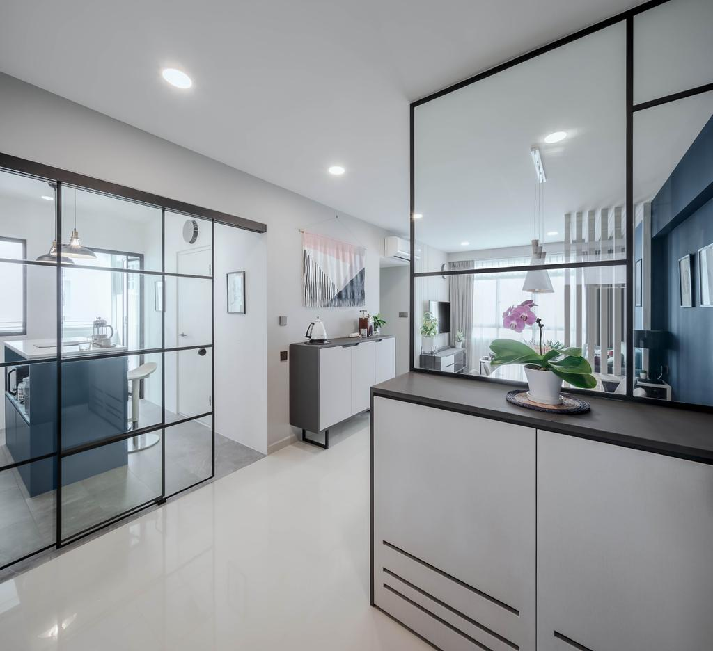 Contemporary, HDB, Bendemeer Road, Interior Designer, Stylemyspace