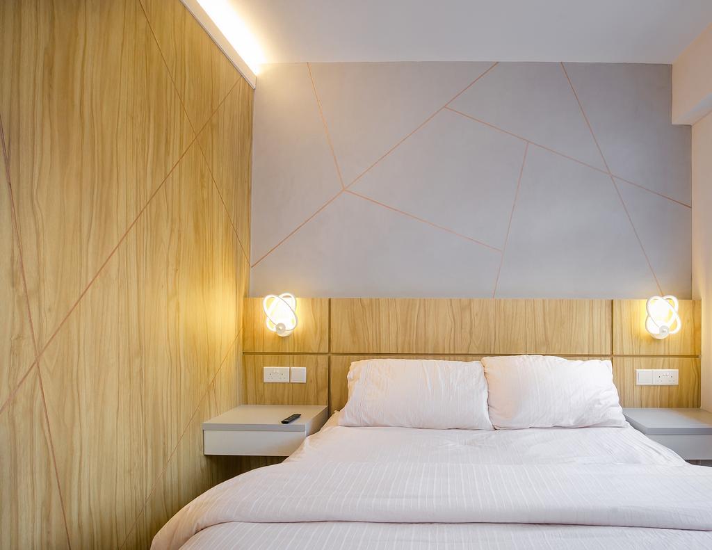 Contemporary, HDB, Bedroom, Bukit Batok West, Interior Designer, Fifth Avenue Interior