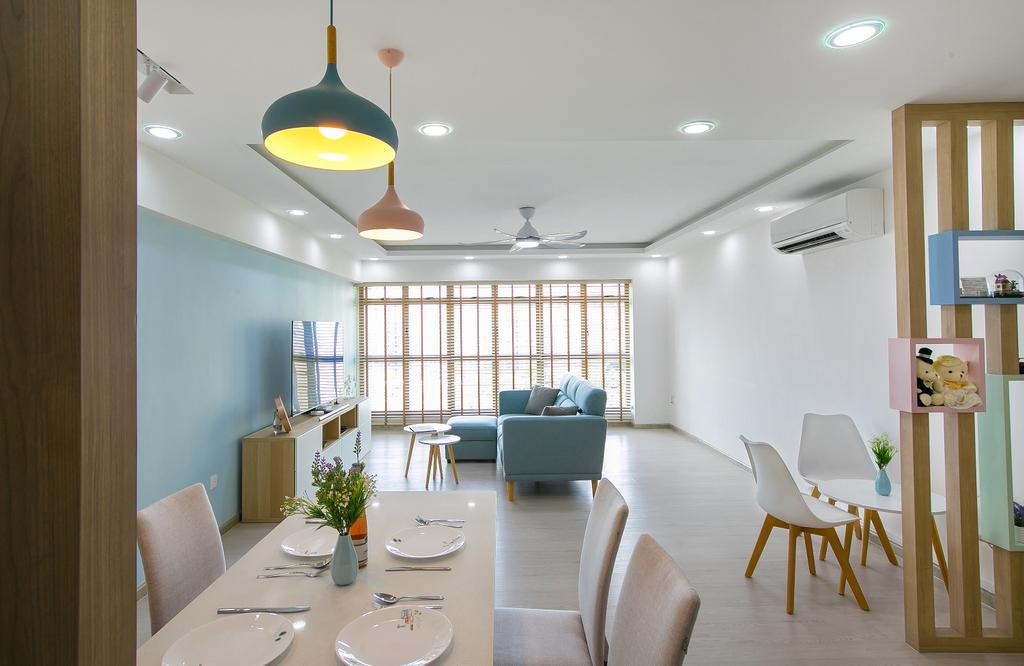 Punggol Central by Fifth Avenue Interior