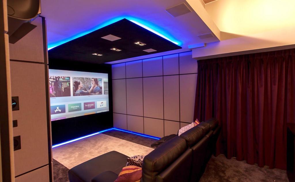 Contemporary, Landed, Living Room, Hillcrest Villa, Interior Designer, i. Haven Design