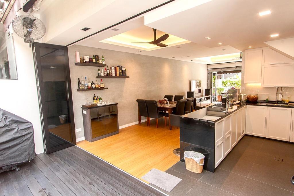 Contemporary, Landed, Hillcrest Villa, Interior Designer, i. Haven Design