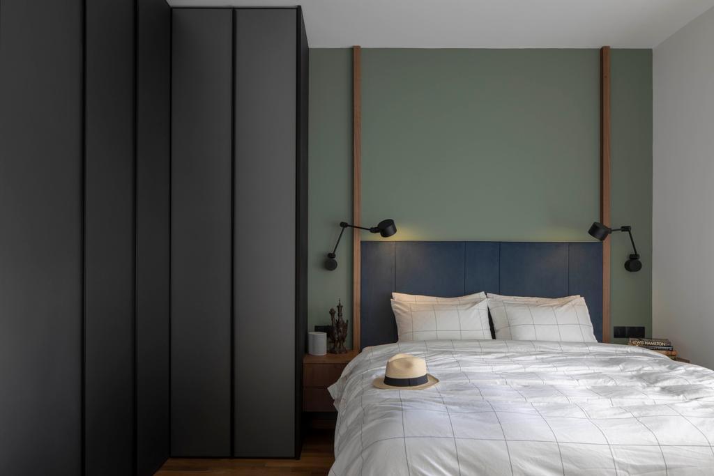 Contemporary, Condo, Bedroom, The Imperial, Interior Designer, Briey Interior