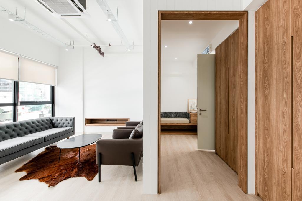 Sunway Geo Avenue, Sunway, Commercial, Interior Designer, Pocket Square, Modern, Contemporary, Living Room