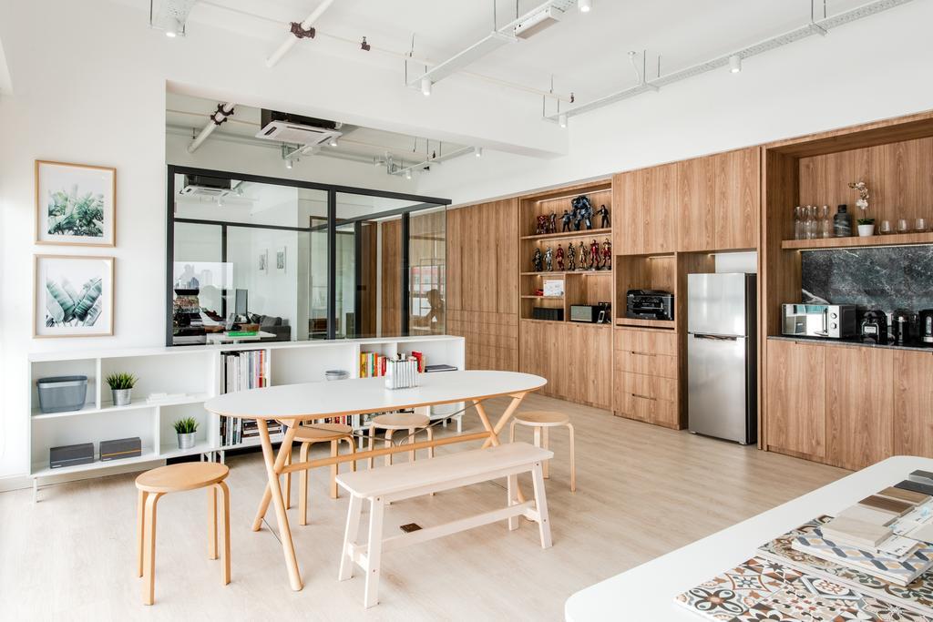Sunway Geo Avenue, Sunway, Commercial, Interior Designer, Pocket Square, Modern, Contemporary, Dining Room