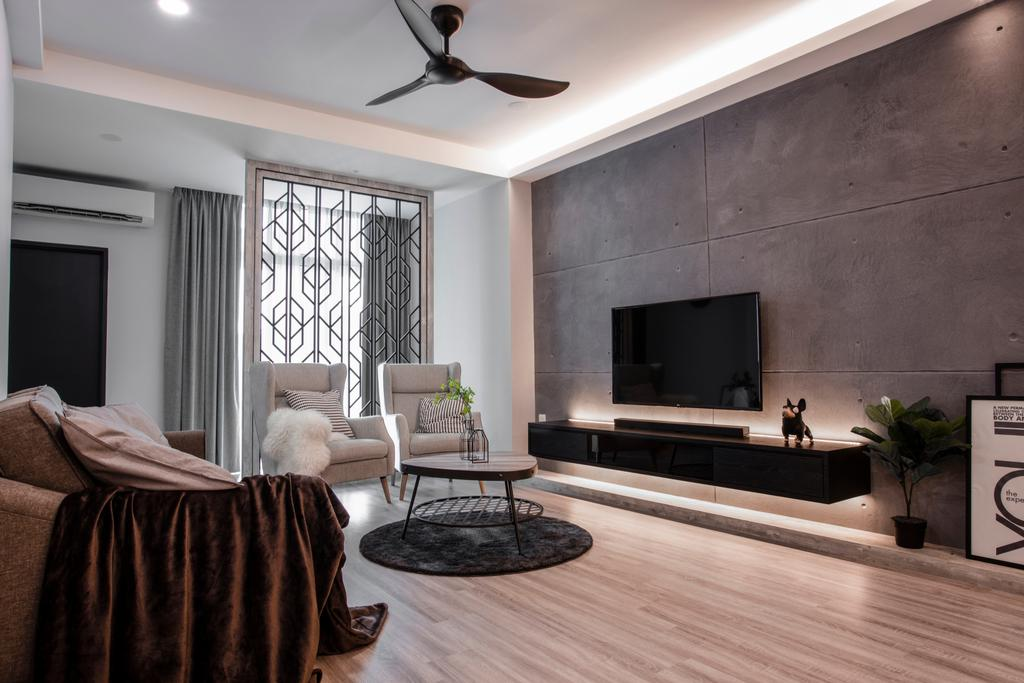 Sierra East, Bukit Jambul, Penang by Wood & Col Interior Design