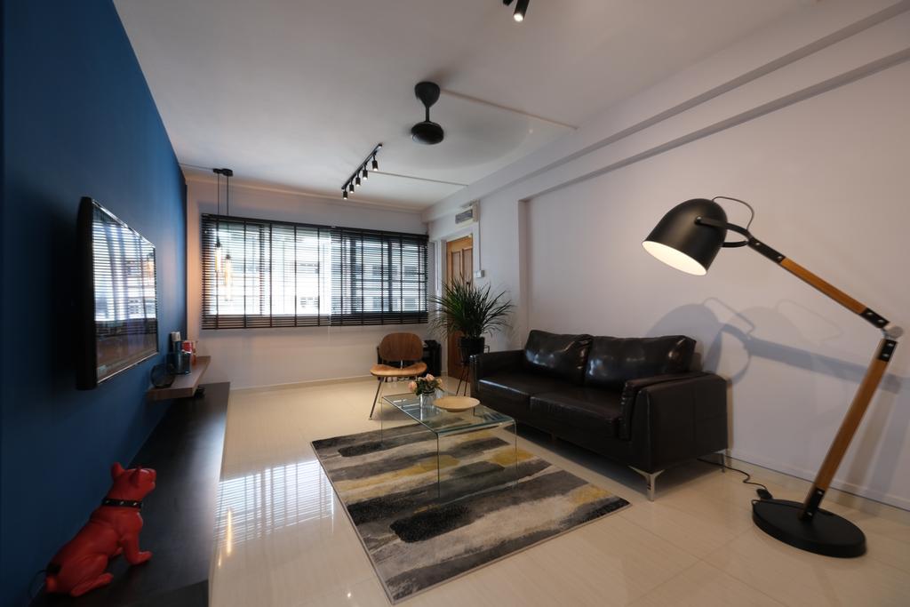 Contemporary, HDB, Tampines Street 42, Interior Designer, Starry Homestead