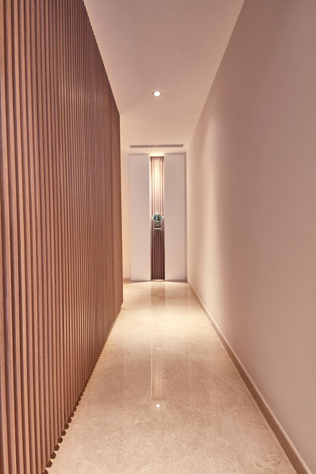 Modern, Condo, Living Room, Trilight, Interior Designer, Free Space Intent