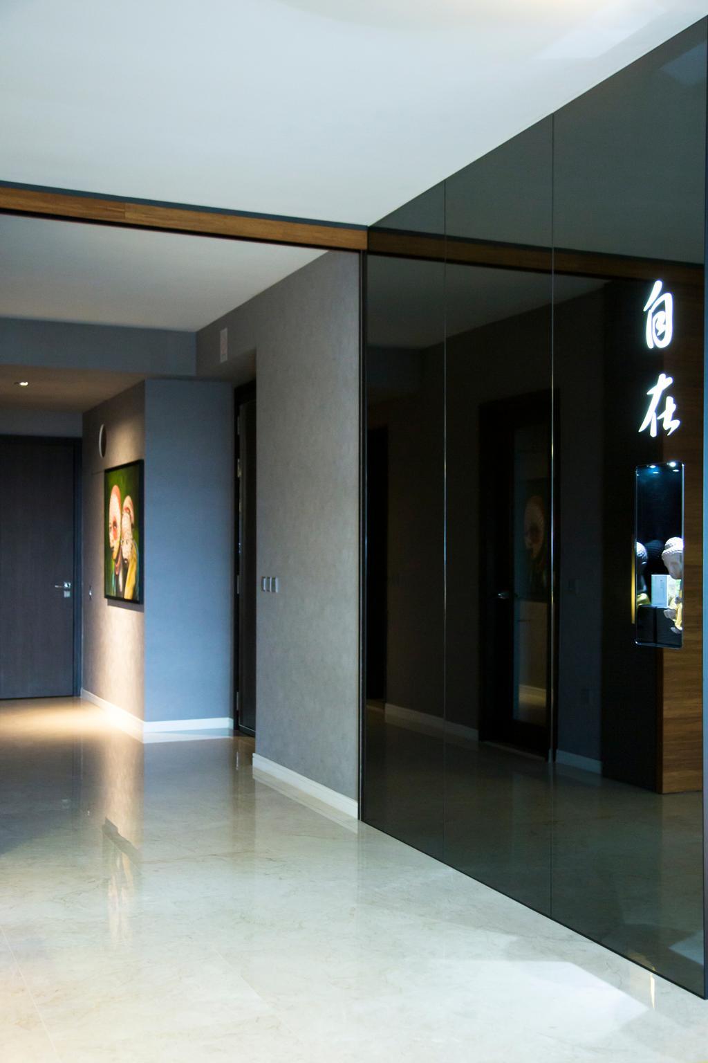 Contemporary, Condo, Balcony, Thomson Grand, Interior Designer, Ataz Haus Interior Design, Traditional