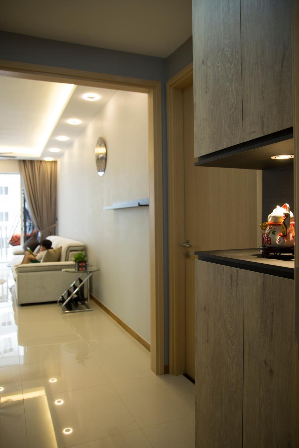Contemporary, Condo, Balcony, Forestville, Interior Designer, Ataz Haus Interior Design