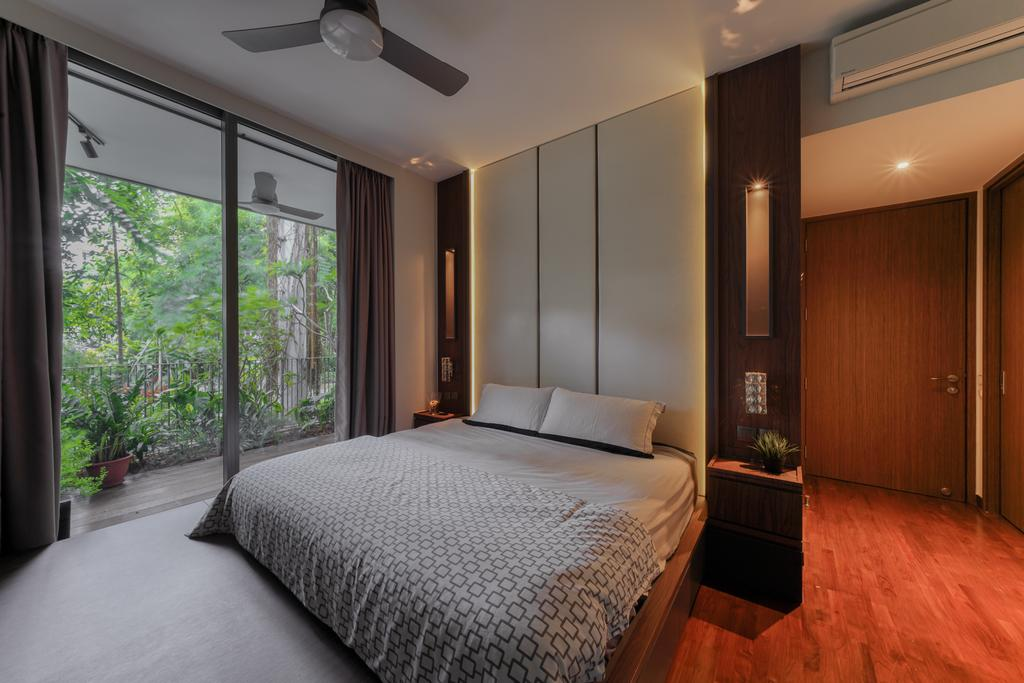 Contemporary, Condo, Bedroom, Tembusu, Interior Designer, The Safe Haven Interiors