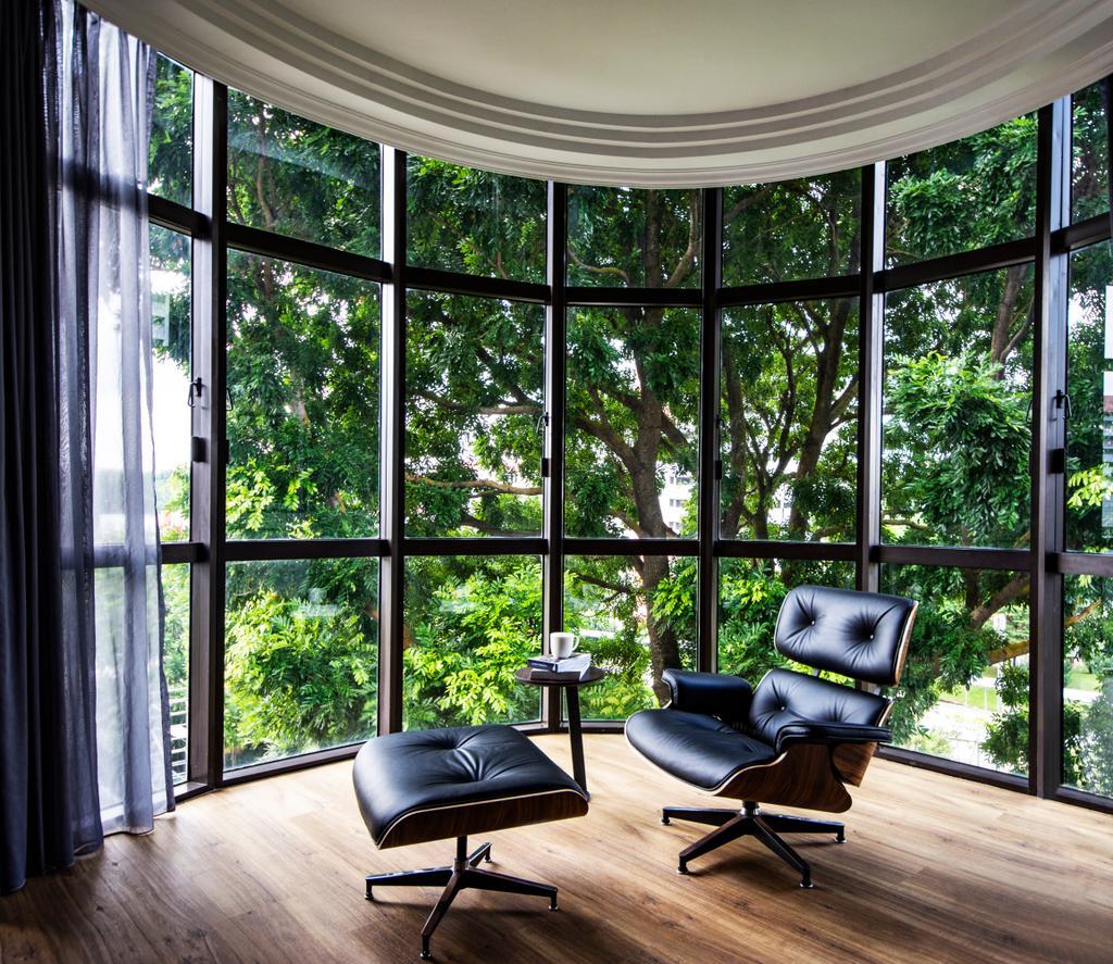 Transitional, Condo, Balcony, Parc Oasis, Interior Designer, DISTINCTidENTITY