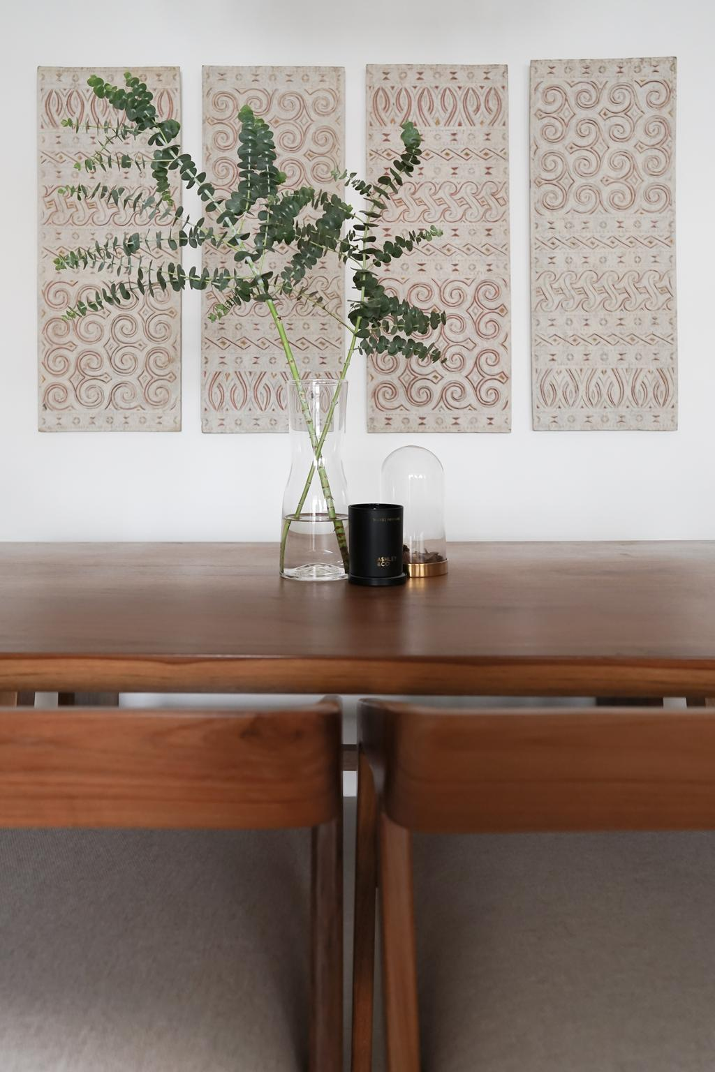Contemporary, HDB, Dining Room, Yishun Street 61, Interior Designer, Authors • Interior & Styling