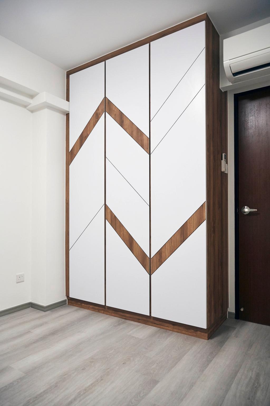 Contemporary, HDB, Punggol Drive, Interior Designer, i-Chapter