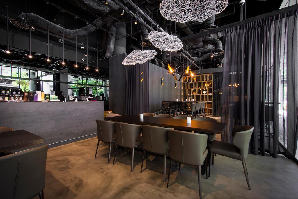 Raffles Boulevard, Commercial, Interior Designer, Flo Design, Industrial