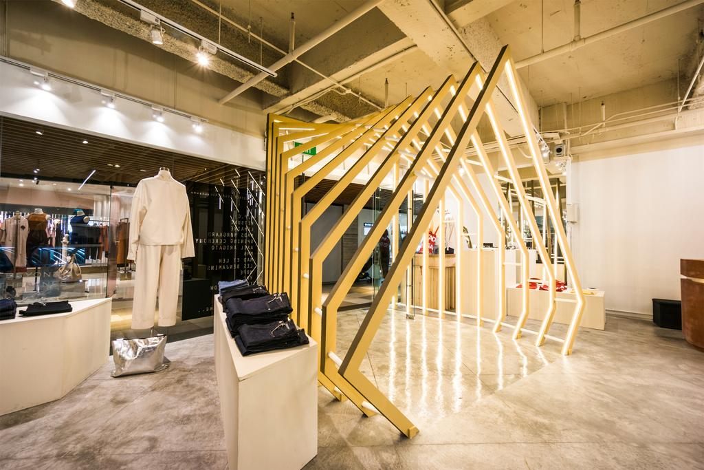 Orchard Road, Commercial, Interior Designer, Flo Design, Eclectic, Industrial