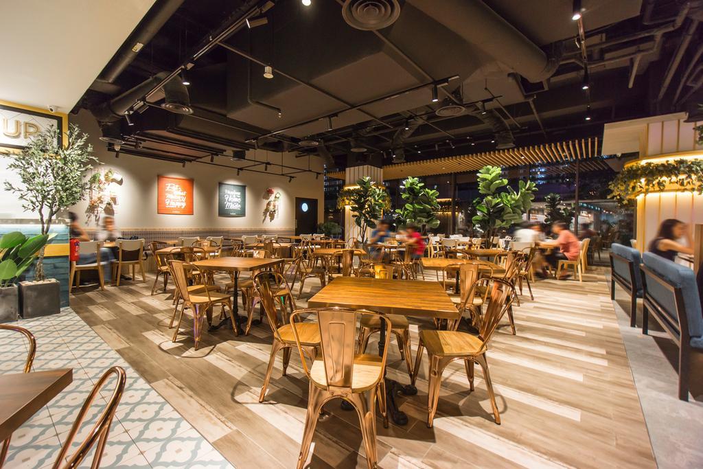 New Upper Changi Road, Commercial, Interior Designer, Flo Design, Retro