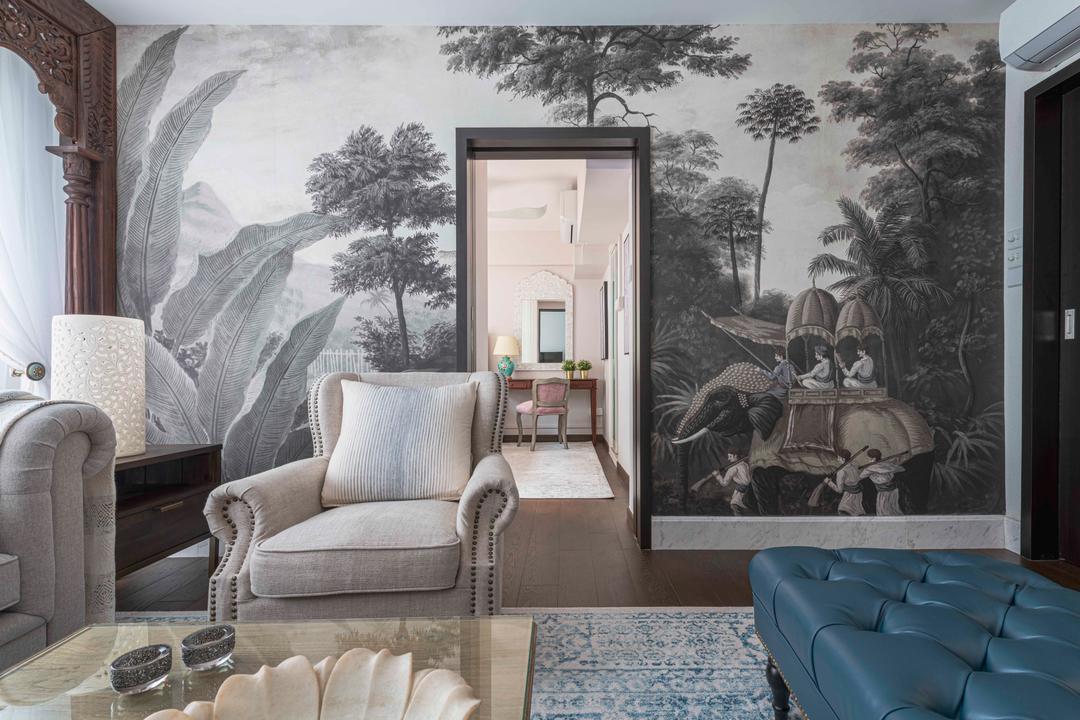 Wallpaper Interior Design Singapore Interior Design Ideas