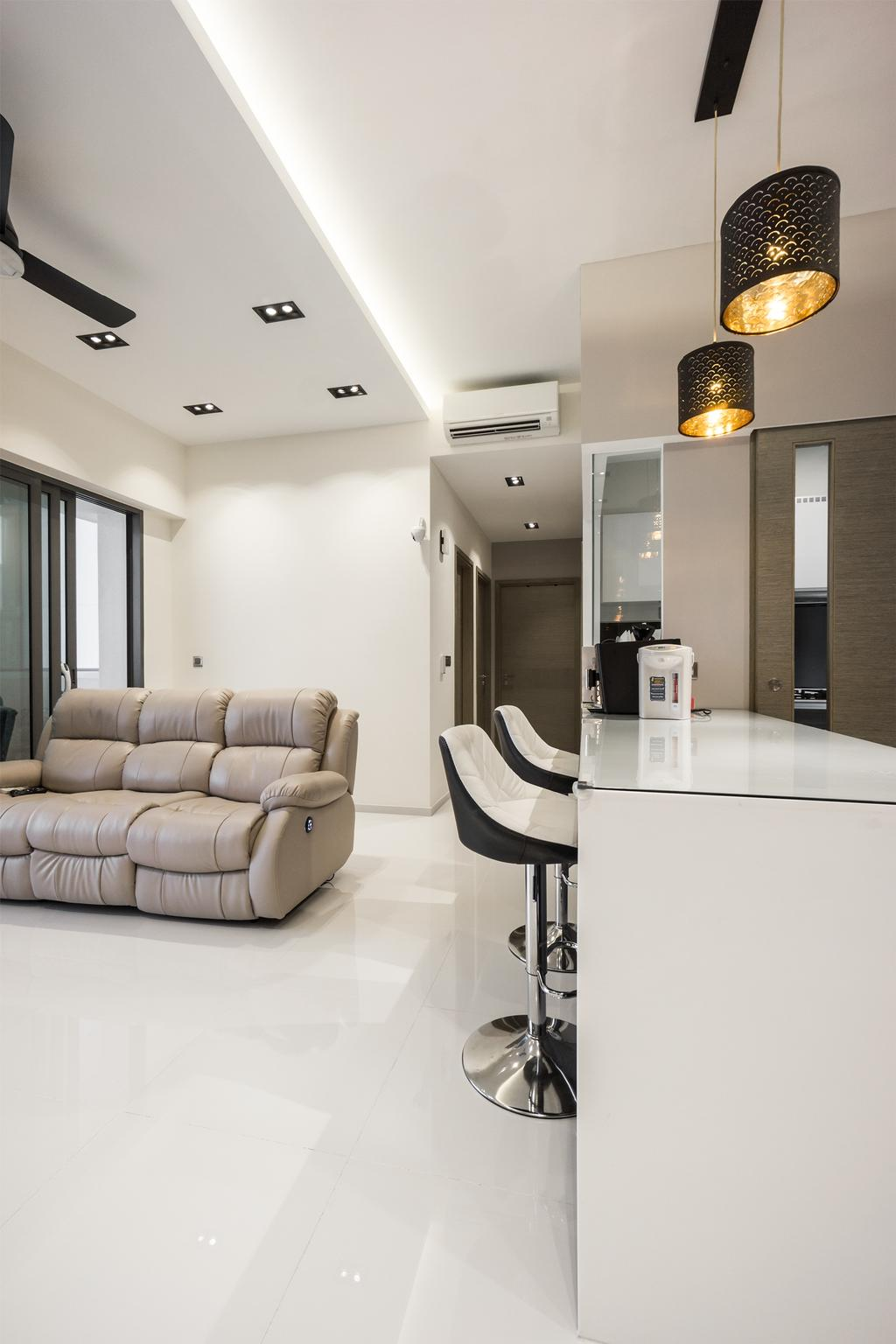 Contemporary, Condo, The Terrace, Interior Designer, Flo Design