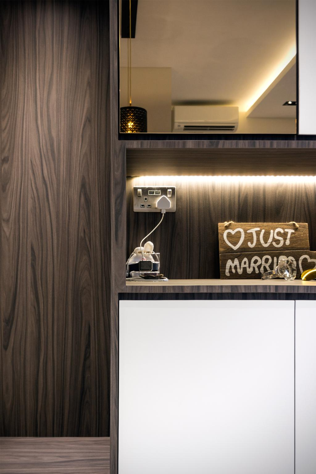 Contemporary, Condo, The Terrace, Interior Designer, Flo Design