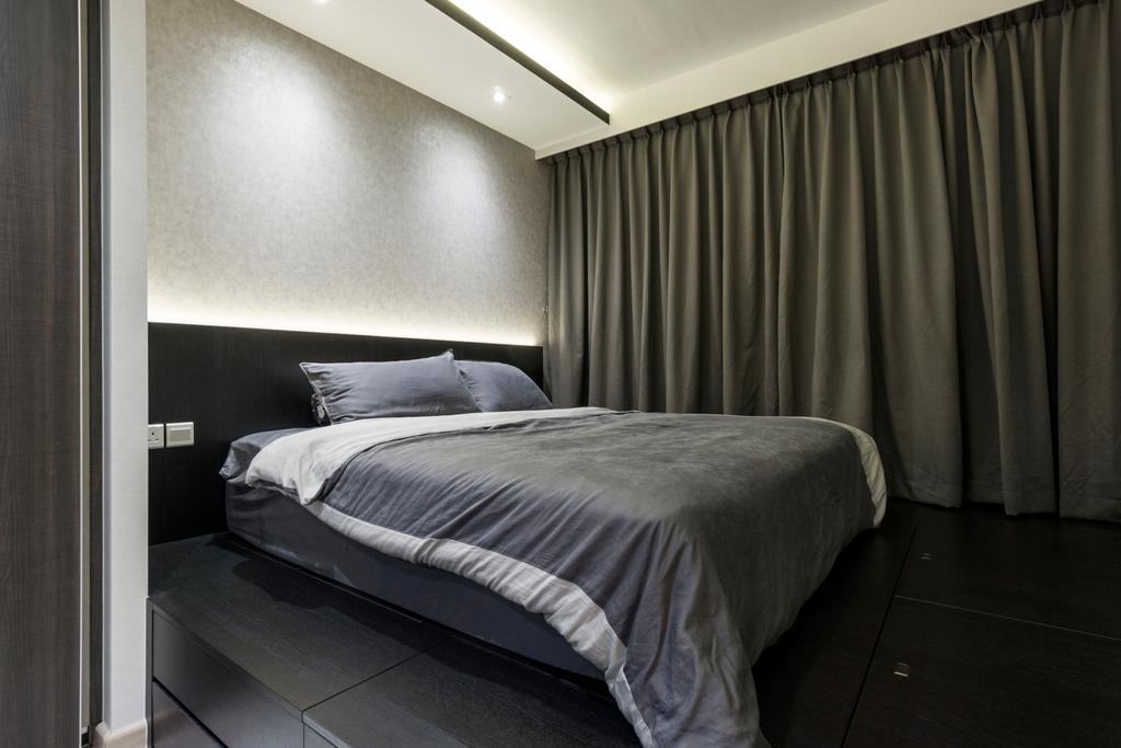 Contemporary, Condo, Bedroom, The Visionaire, Interior Designer, Flo Design, Modern