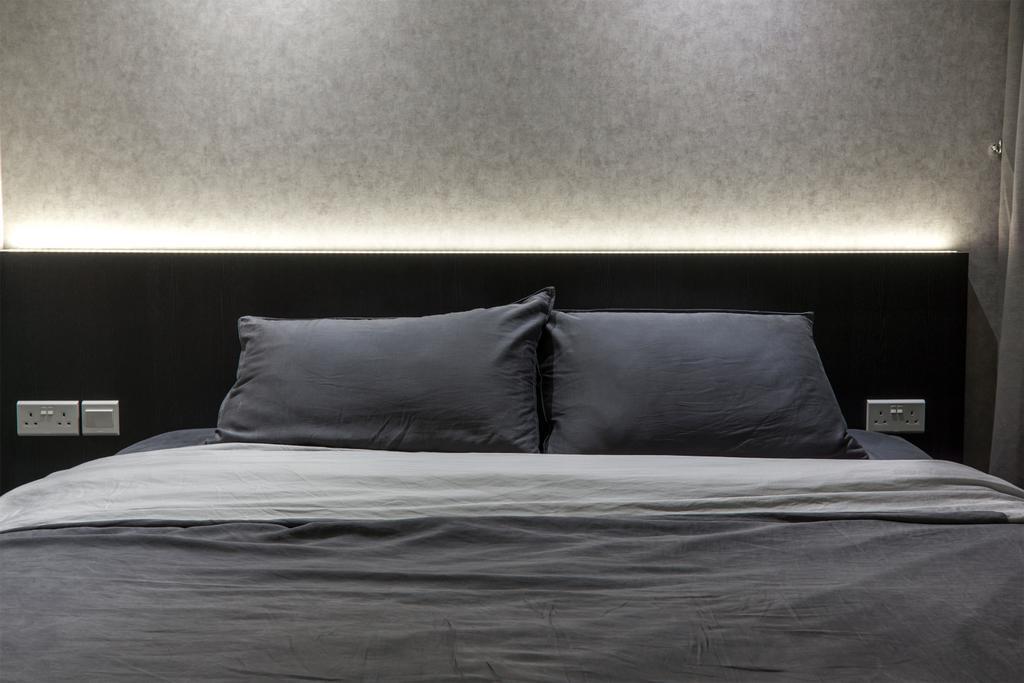 Contemporary, Condo, Bedroom, The Visionaire, Interior Designer, Flo Design, Modern