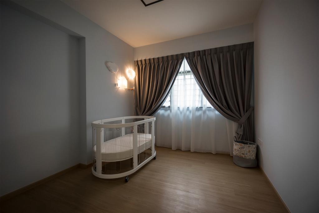 Contemporary, HDB, Buangkok Crescent, Interior Designer, Flo Design