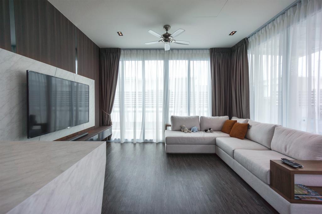 Contemporary, Landed, D'Saville, Interior Designer, Flo Design