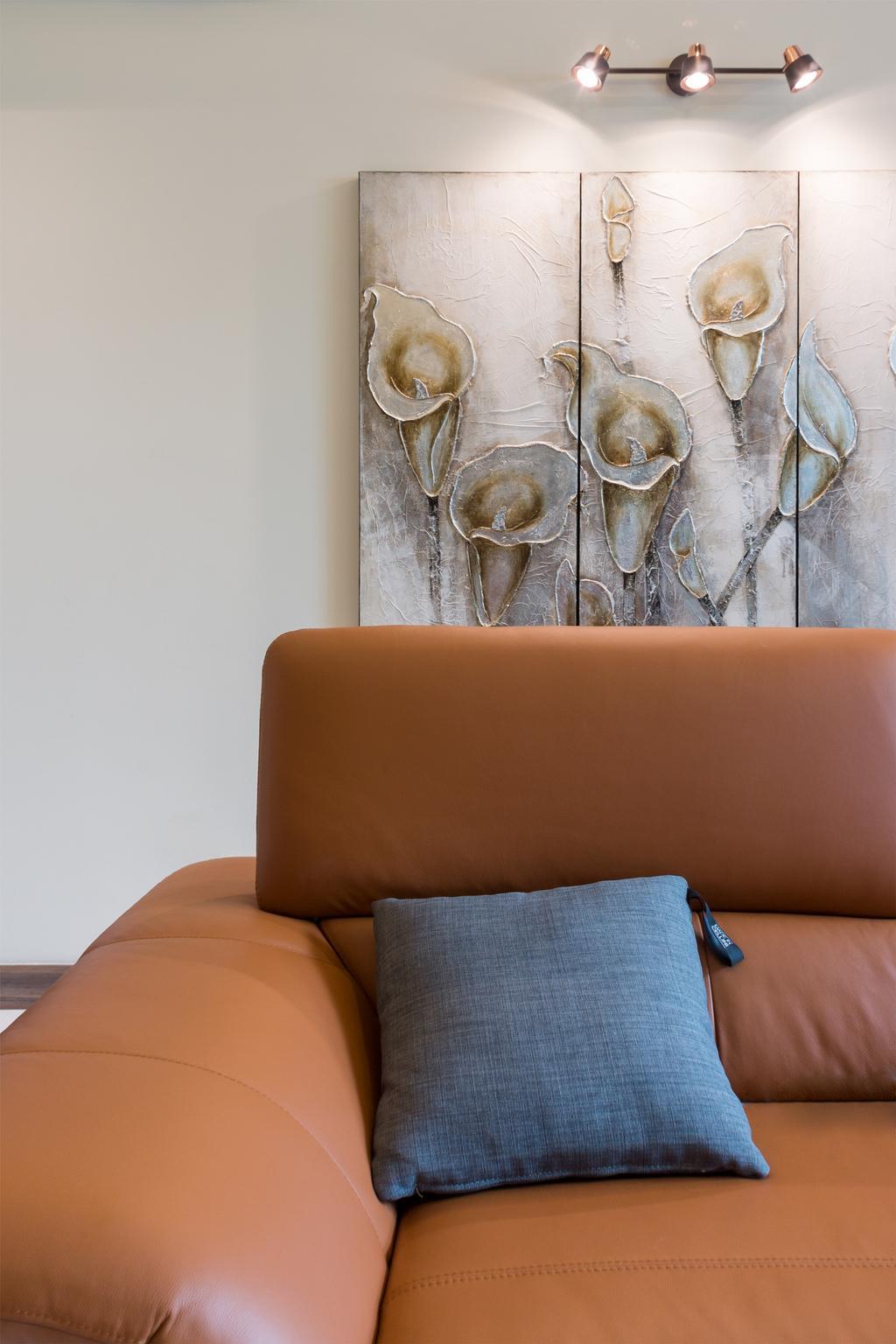 Contemporary, Landed, Living Room, D'Saville, Interior Designer, Flo Design