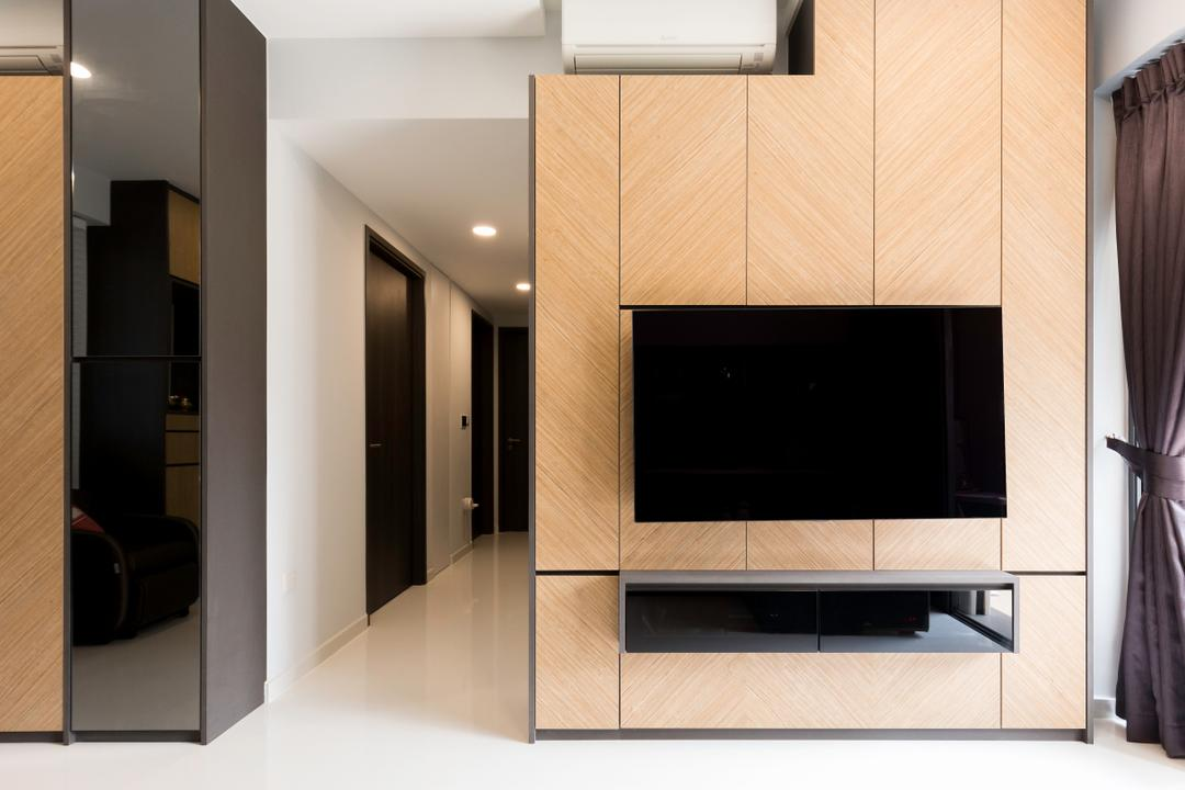 Northpark Residences by Charlotte's Carpentry
